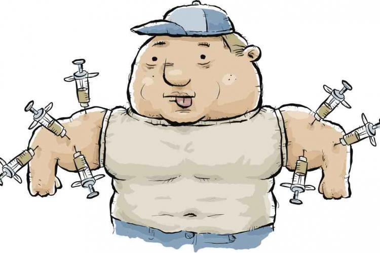Uso de hormônios para fins estéticos podem causar ginecomastia.